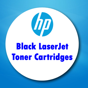Black LaserJet Toner Cartridges